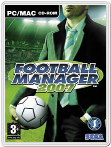 العاب رياضية لكل الرياضيين لعبة Football Manager 2007 - RIP