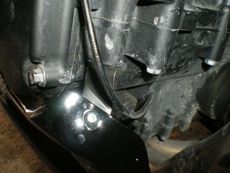 arrive pas a monter mon sabot moteur ermax i need help forum de l 39 ezprit motard. Black Bedroom Furniture Sets. Home Design Ideas