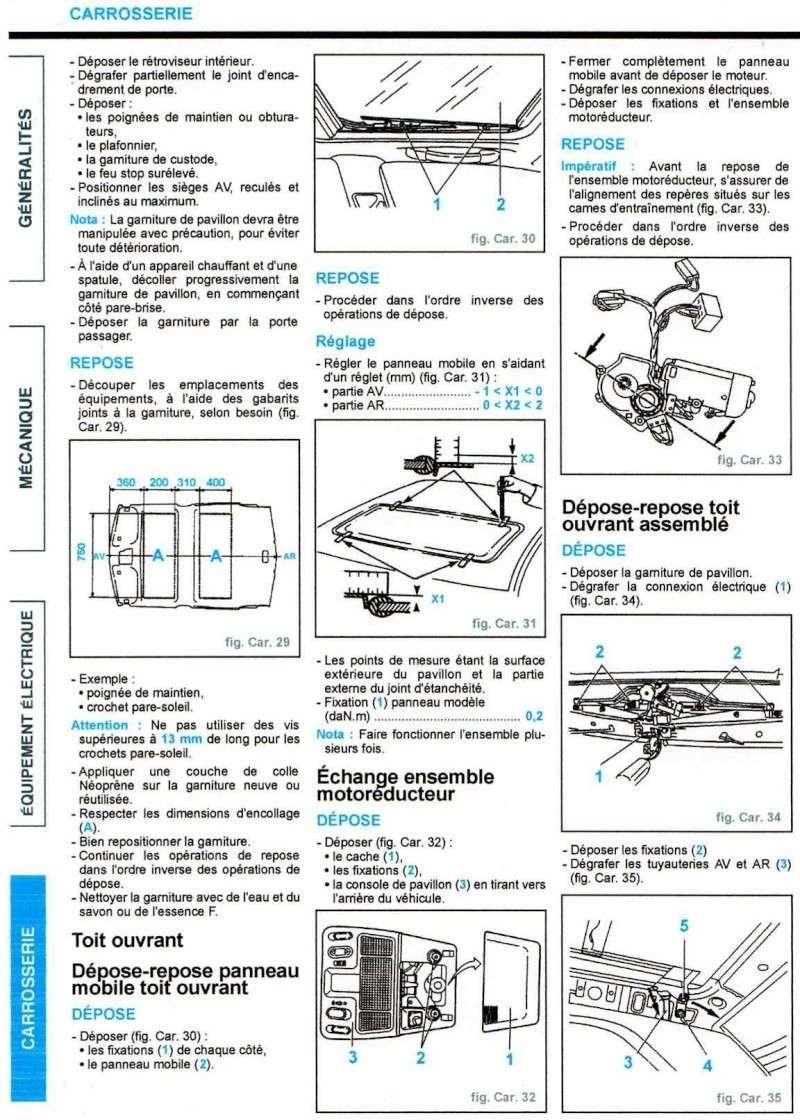 schema toit ouvrant bmw e46