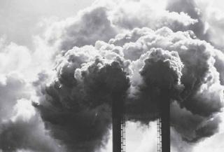 Le sale temps dans - époque contemporaine pollut10