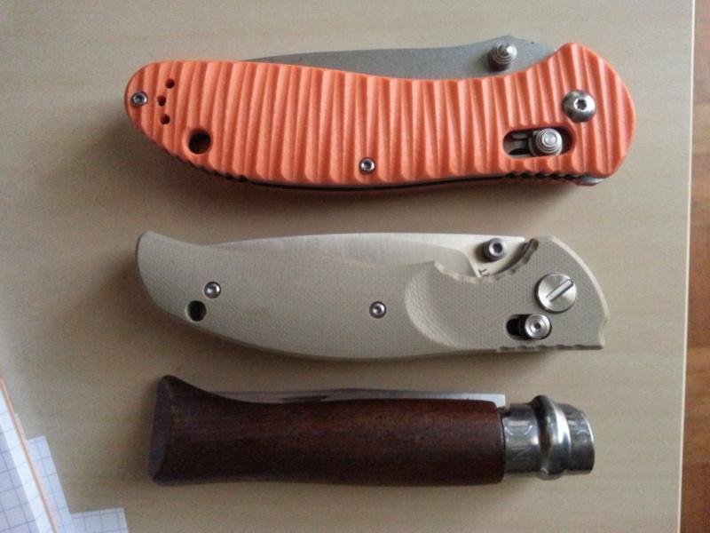 Rencontres couteaux de Boker