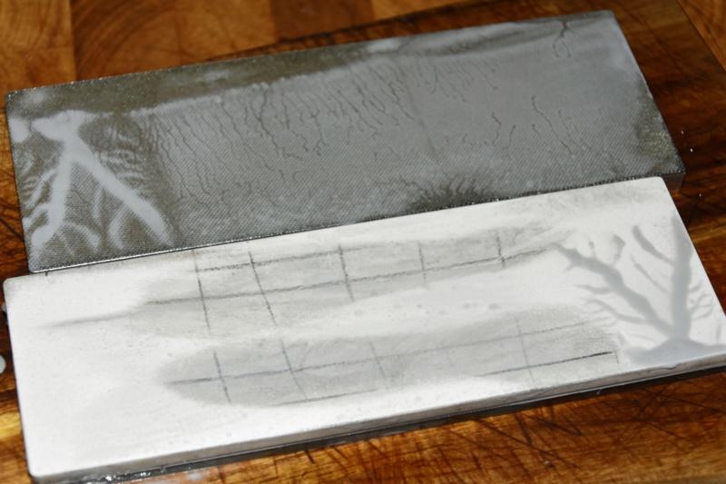 Atoma 140 grit diamant plaques ATOMA 140 affûtage plaque