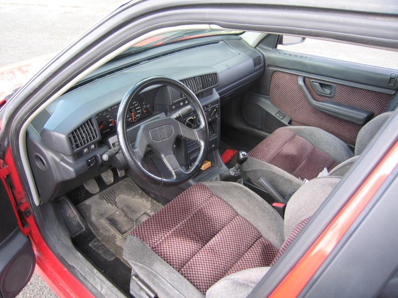 Choix de tissus et de couleur de l 39 int rieur autos for Interieur 405