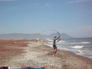 Surfcasting Almer�a