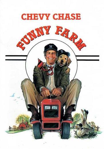 Farma snů / Funny Farm (1988)