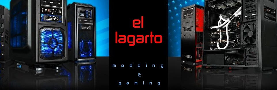 lagarto modding gaming
