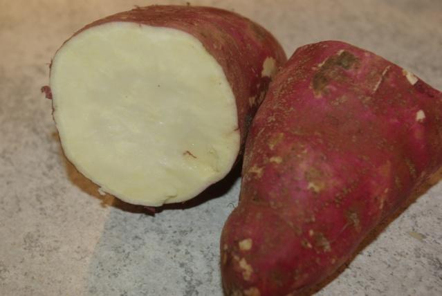 Pur e de patate douce la cardamome balade gourmande de c cile - Recette patate douce blanche ...