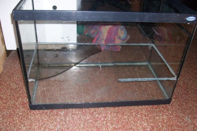 aquariums et cages vendre. Black Bedroom Furniture Sets. Home Design Ideas
