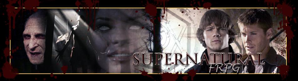 Supernatural/Odaát Szerepjáték