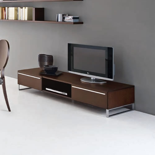 table basse bois pour tv. Black Bedroom Furniture Sets. Home Design Ideas