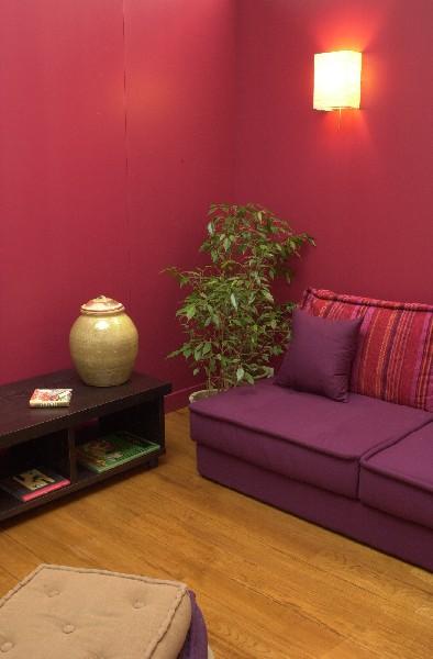 canap rouge et gris quel couleur le salon. Black Bedroom Furniture Sets. Home Design Ideas