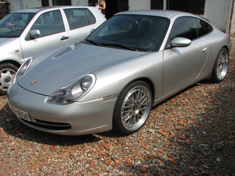 porsche 996 carrera 2 3 4 option pse avec jantes bbs. Black Bedroom Furniture Sets. Home Design Ideas