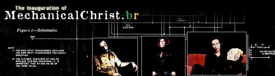 Mechanical Christ BR   Fórum Brasileiro