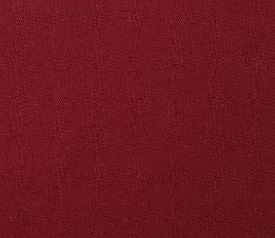 tissu coton rouge foncé