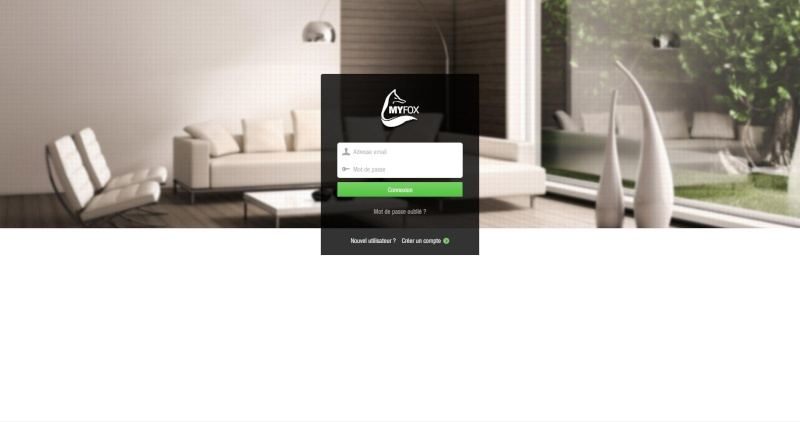 tutoriel installation centrale myfox home control 2. Black Bedroom Furniture Sets. Home Design Ideas