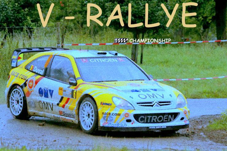 Rallye Vitual