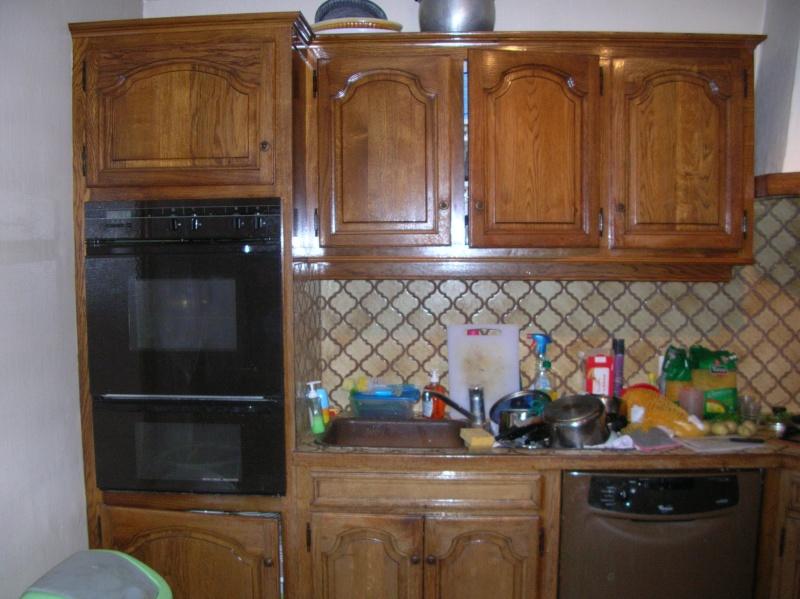 Passons notre cuisine au secours - Customiser cuisine ancienne ...