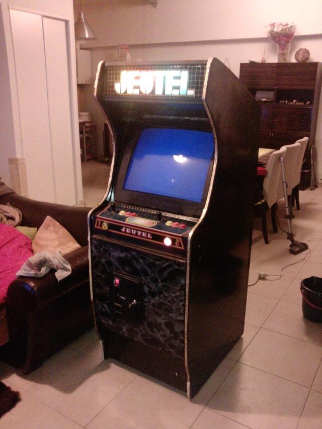 borne arcade jeutel