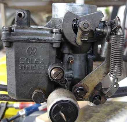 carburateur solex 31 pict 4
