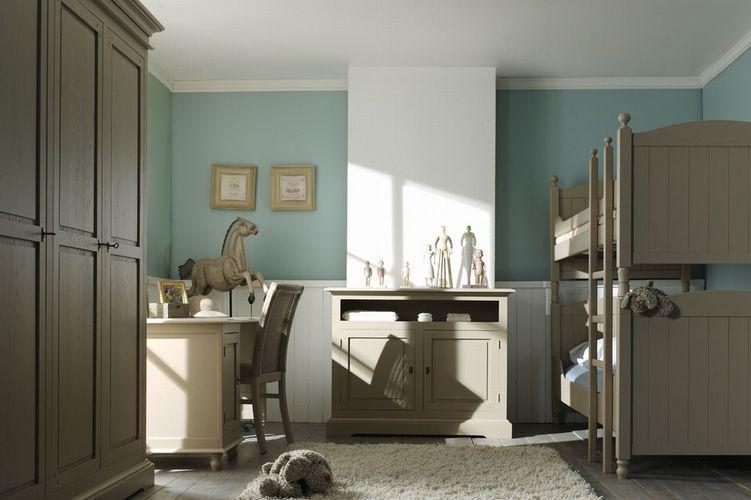 Couleur Chambre Bébé Gris Bleu – Chaios.com