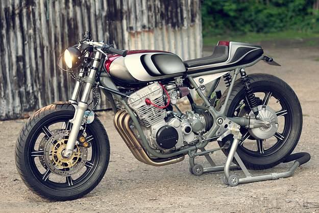Cafe Racer Moche