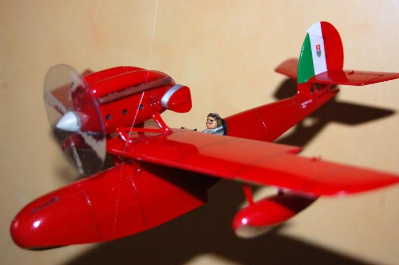maquette avion porco rosso