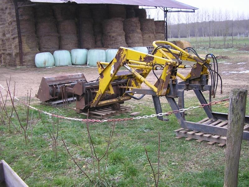 recherche fourche et bati pour tracteur 85 cv prix max 2000