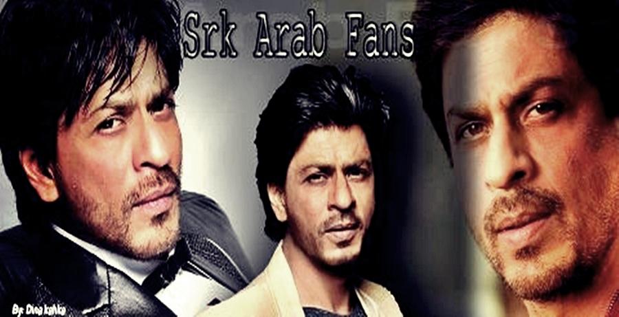 SRK_Arab_Fans