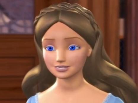 Barbie coeur de princesse - Dessin anime de barbie princesse ...