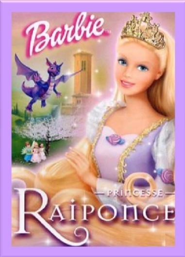 Barbie princesse raiponce - Desanime de barbie princesse ...