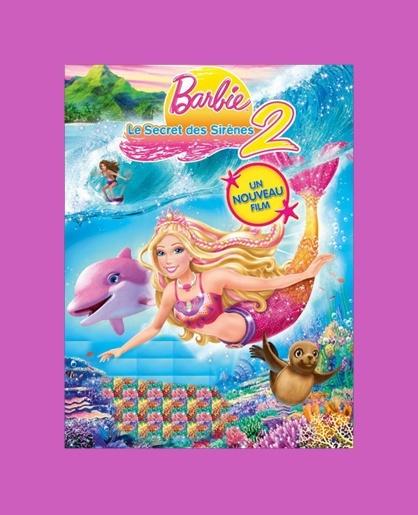 Barbie et le secret des sir nes 2 - Barbi la sirene ...