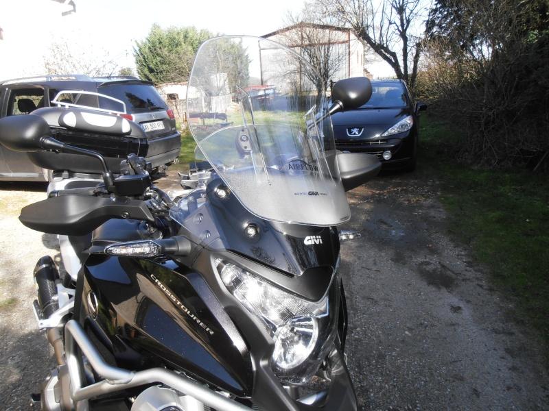 Accessoire moto 1200 crosstourer