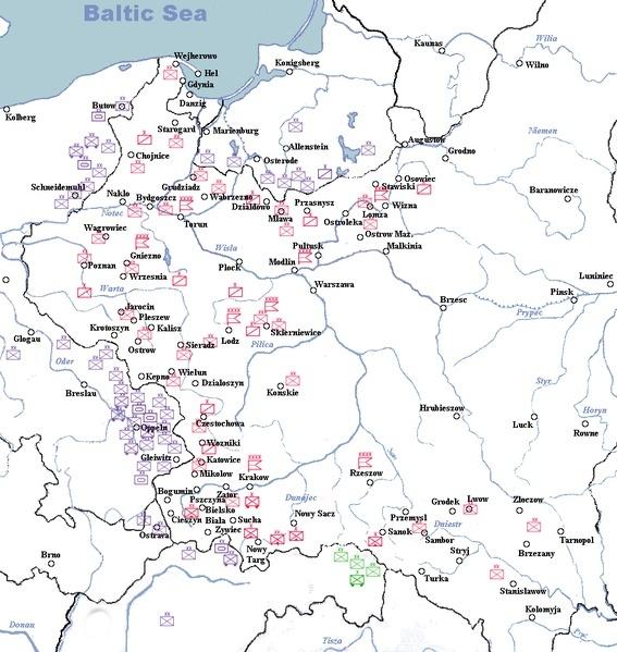 La bataille des frontières (1er au 5 septembre 1939) batail25