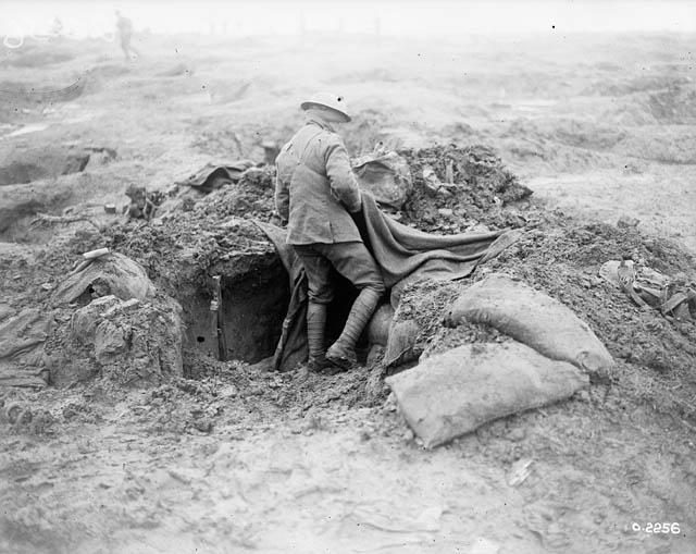 La troisième bataille d'Ypres et de Passchendaele ypres_17