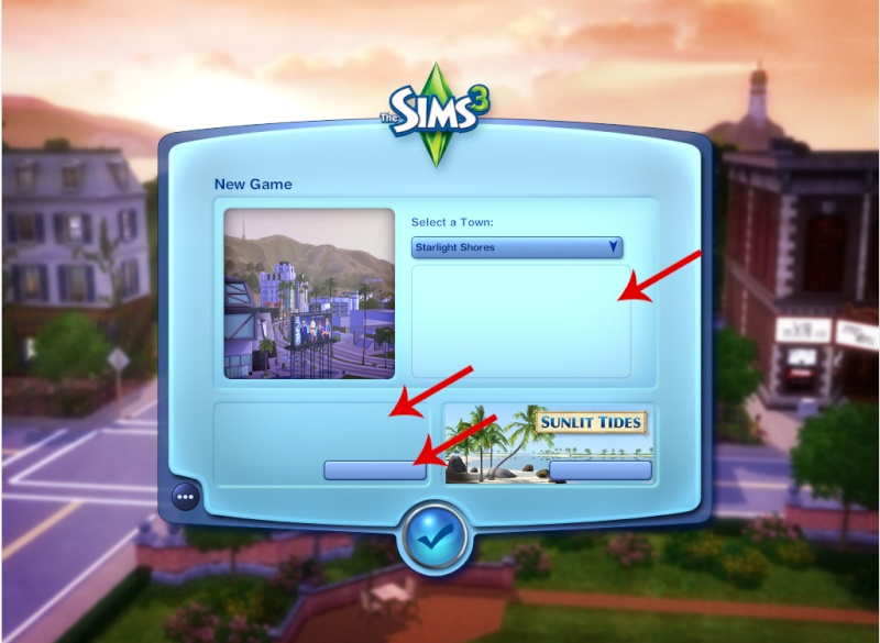 how to  custom content for sims 3 cracked exe