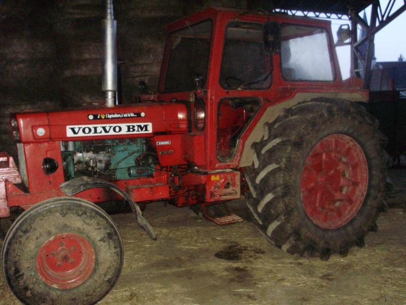 mon tracteur de téte le volvo 810c une fierté pour moi et surtout
