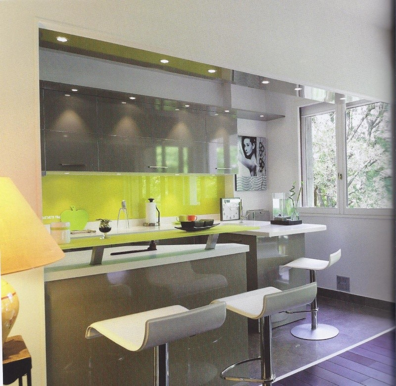 comment colorer et d corer ma cuisine salon sam esprit nature page 2. Black Bedroom Furniture Sets. Home Design Ideas