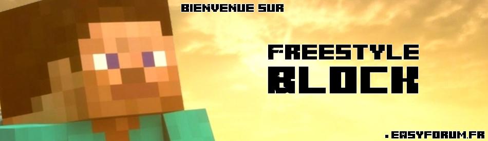 Freestyle-Block