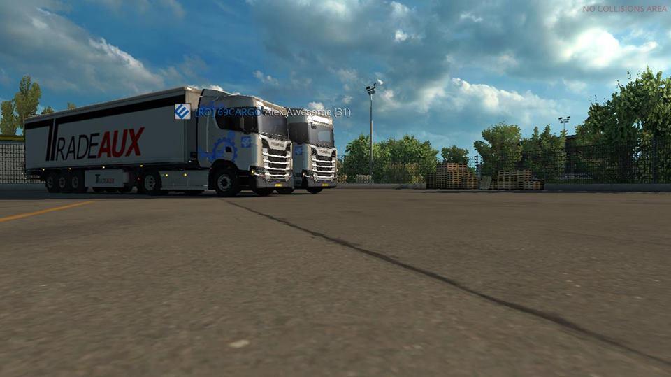 Ewals-Cargo Tir